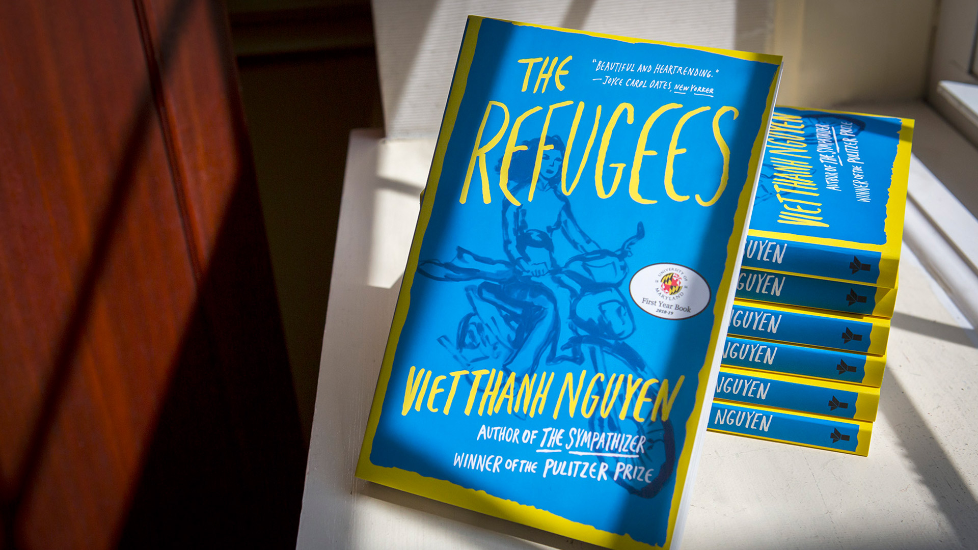 """The Refugees"" Author Viet Thanh Nguyen Addresses Terps Oct. 23"