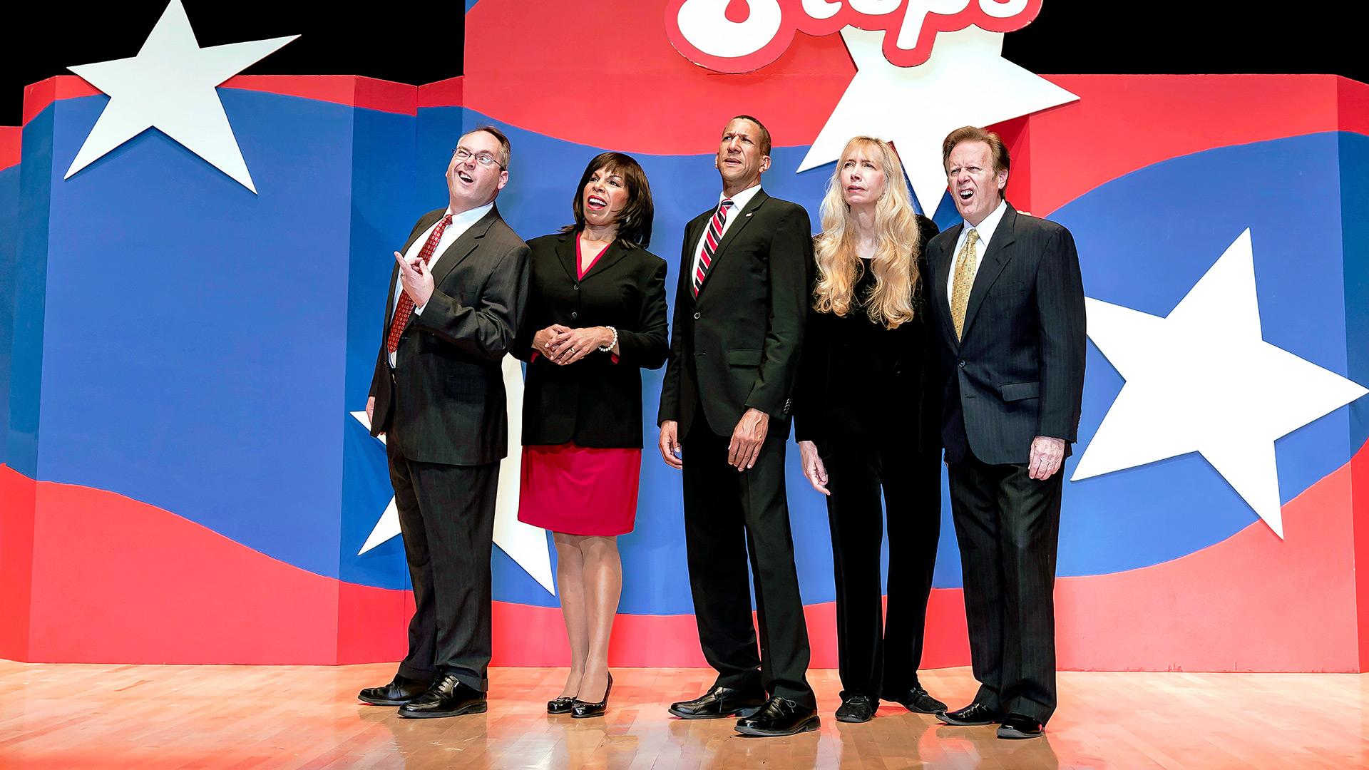 UMD Alum Co-founds a Political Comedy Troupe