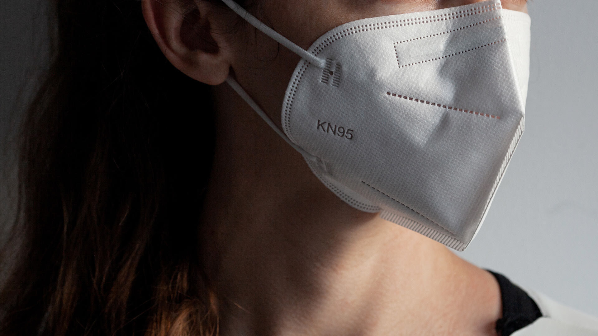 UMD has expanded its initial order of reusable KN95 masks, which provide a higher level of protection against COVID-19 than some other commonly worn face coverings. In an email today, officials offered guidelines for wearing and disposing of the masks.  Photo by Shutterstock